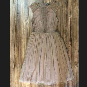 ASOS Dusty Rose/ Pink, Party/ Bridesmaid Dress